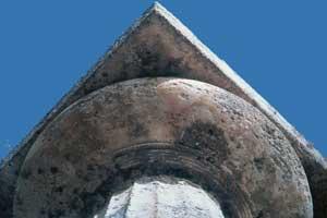 Doric capital at Paestum