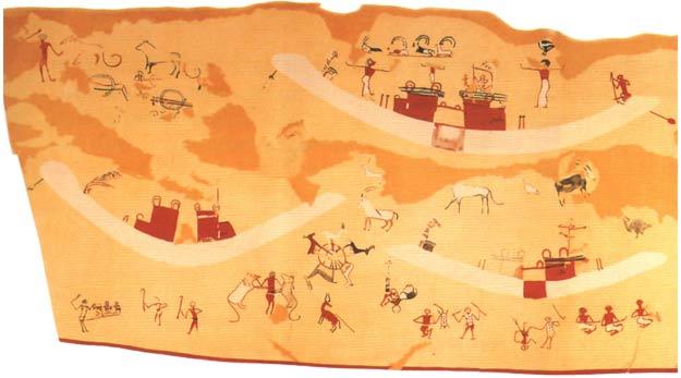 Resultado de imagen de Tumba nº 100 de Hieracómpolis,