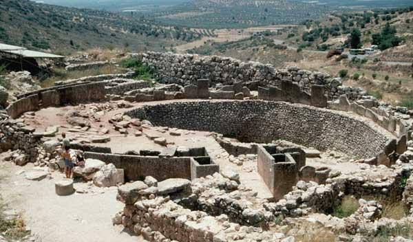 Mycenae.Circle A
