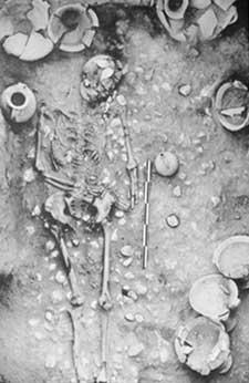 Grave Upsilon. Circle B. Mycenae