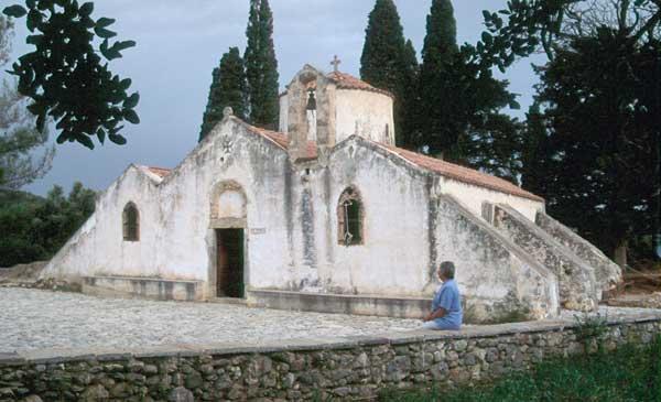 Legendary Crete. Itinerary