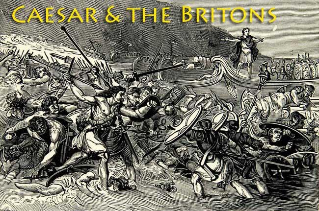 Caesar & the Britons