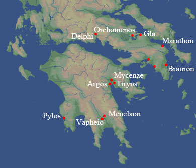 Bronze Age Of Greece